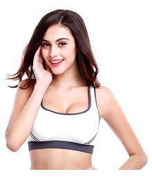 Secret Wear Cotton Lycra Sports Bras
