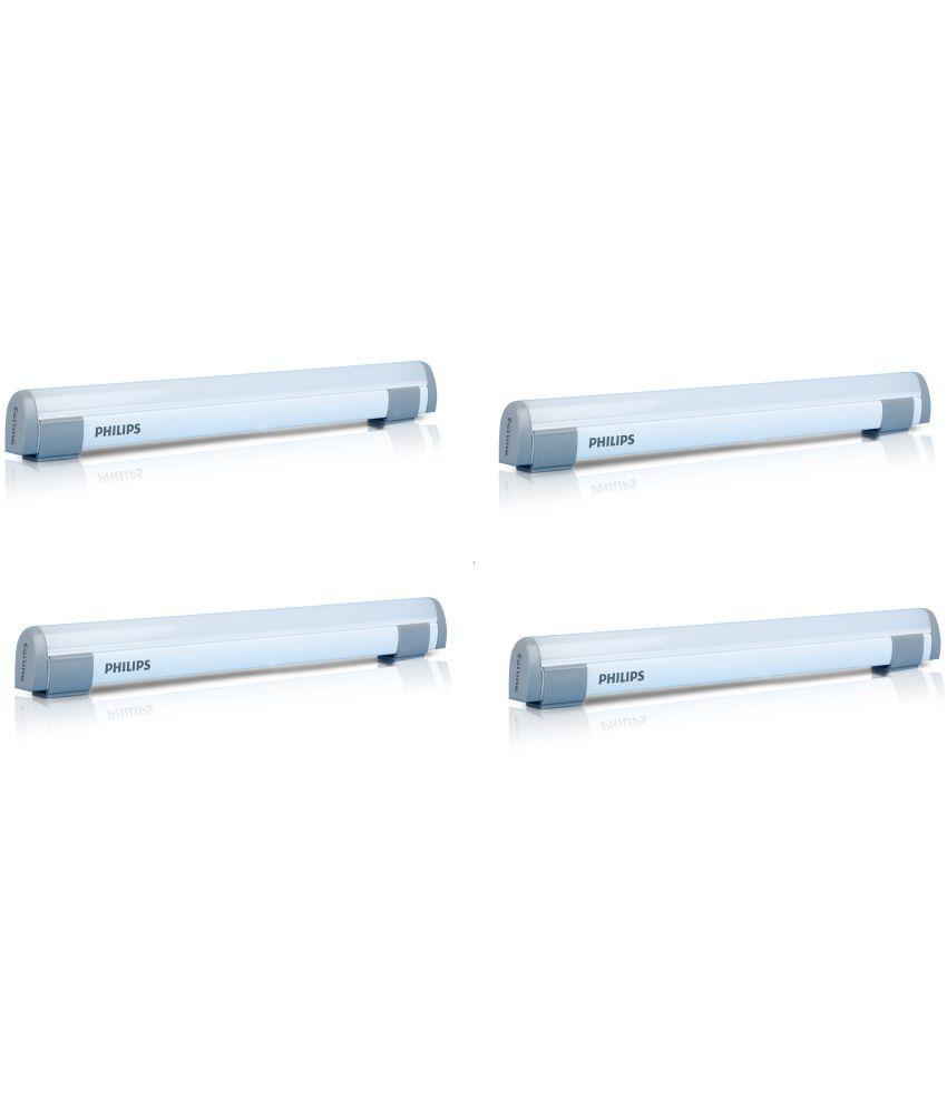 philips 5w led tube light cool day light pack of 4 buy. Black Bedroom Furniture Sets. Home Design Ideas