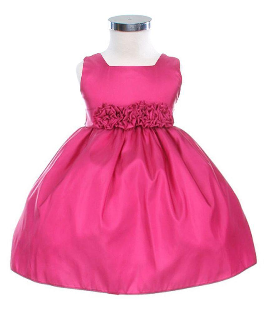Sofyana 1-10 Years Little Girls Party Wear Dress & Frock - Buy ...