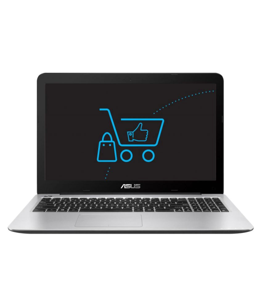 Asus R Series R558UQ-DM1106D Notebook Core i7 (7th Generation) 8 GB 39.62cm(15.6) DOS 2 GB Blue