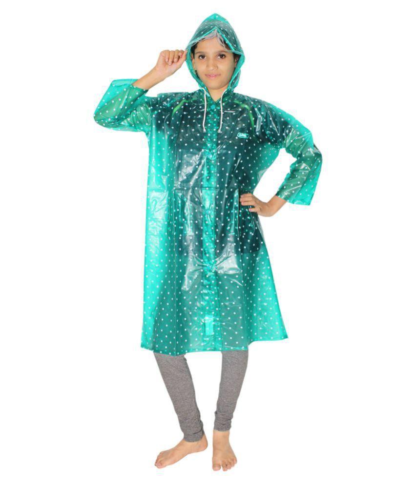 Goodluck Waterproof Short Rainwear