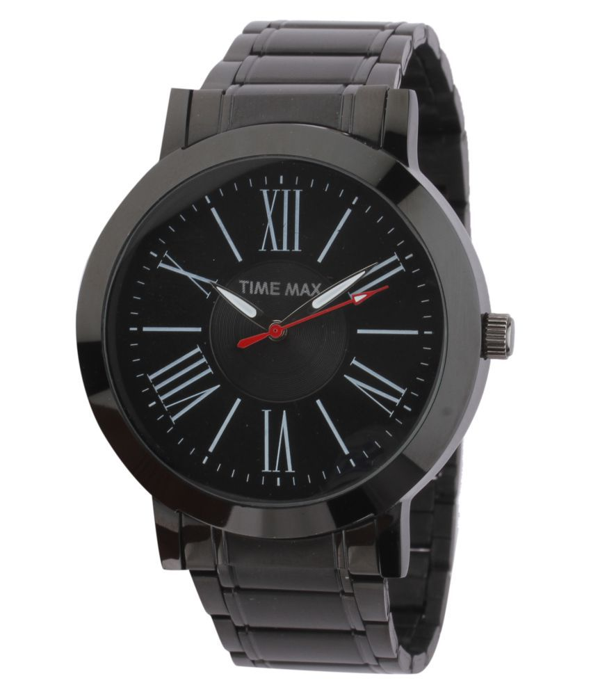 a58f05f176b Timemax wrist watch for Men available at SnapDeal for Rs.1990