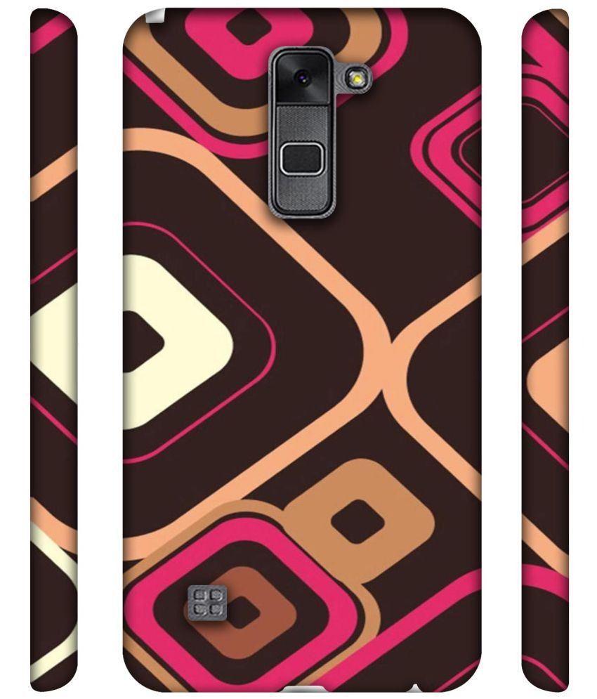LG Stylus 2 Printed Cover By Casotec
