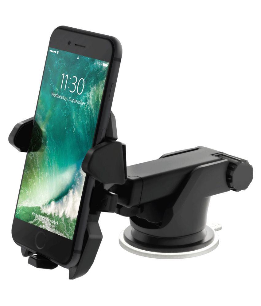 Shopizone Car Mobile Holder Horizontal Clip for Dashboard ...