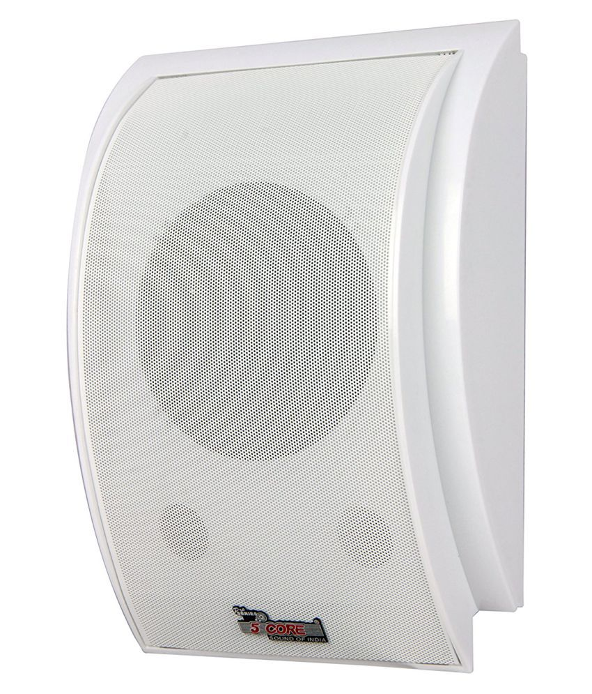 buy 5 core fc cl 05 11 ceiling speakers white online at best price in india snapdeal. Black Bedroom Furniture Sets. Home Design Ideas