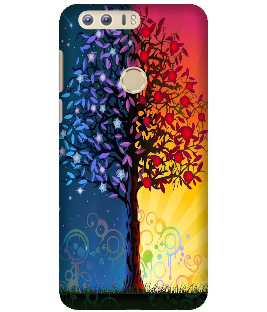 Huawei Honor 8 3D Back Covers By Wow