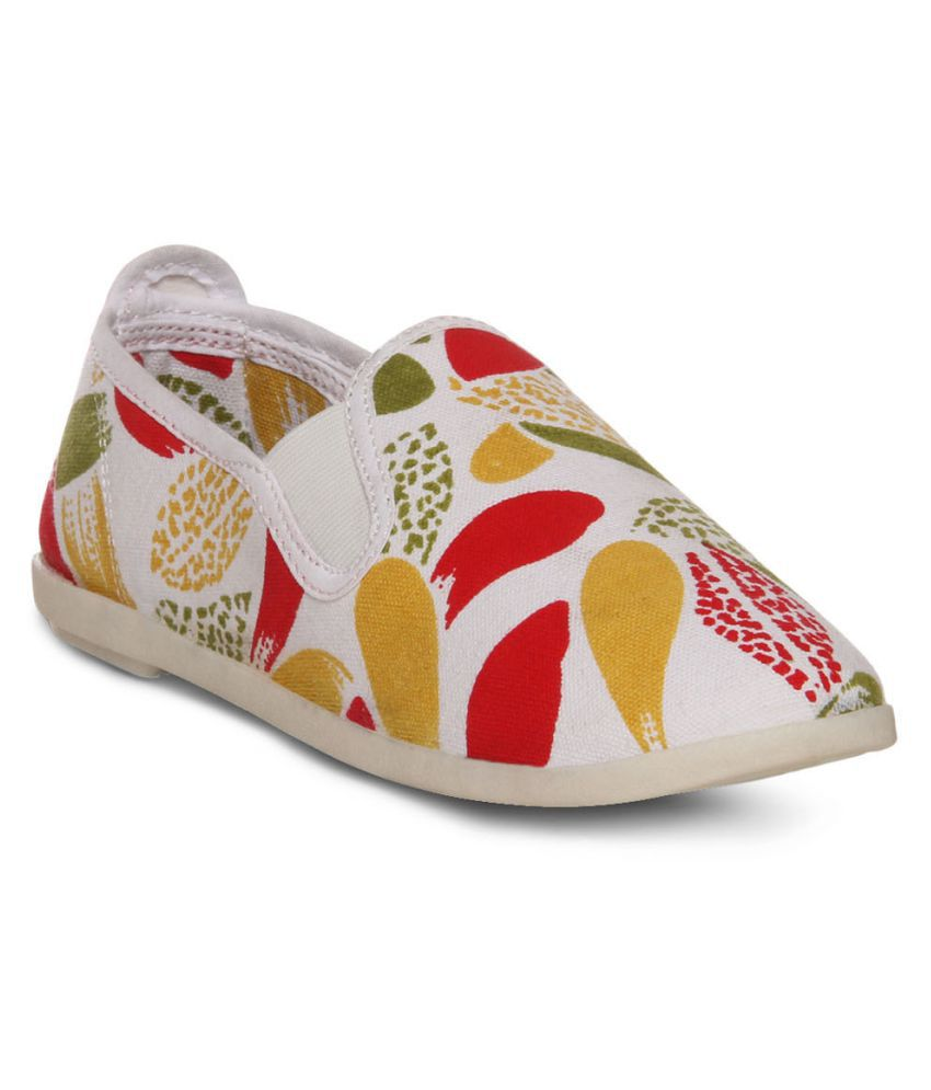 Scentra Multi Color Casual Shoes