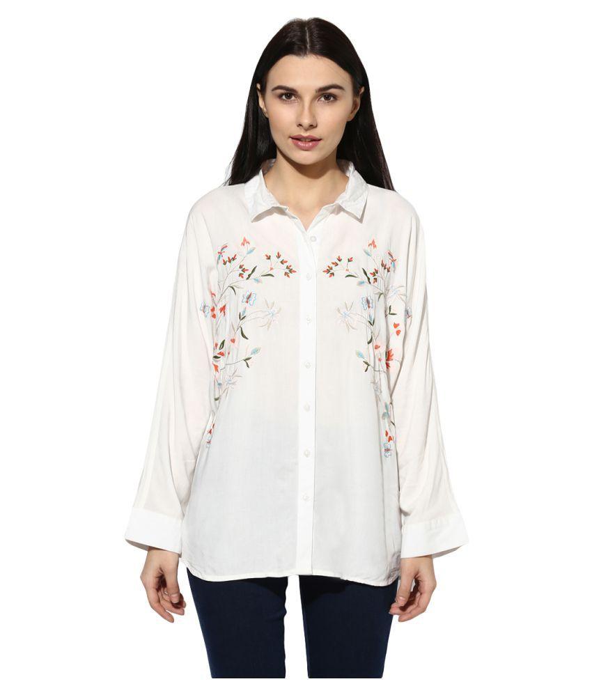 SbuyS Rayon Shirt