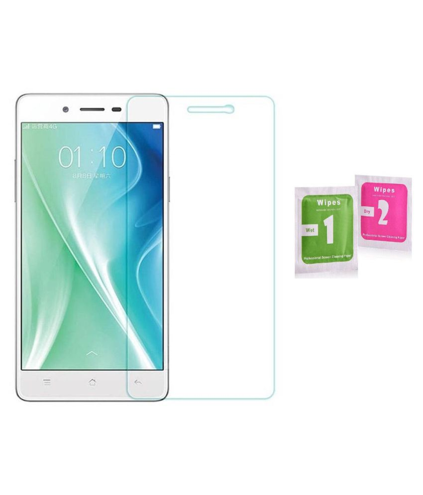 A37F Tempered Glass Screen Guard By Furious3D
