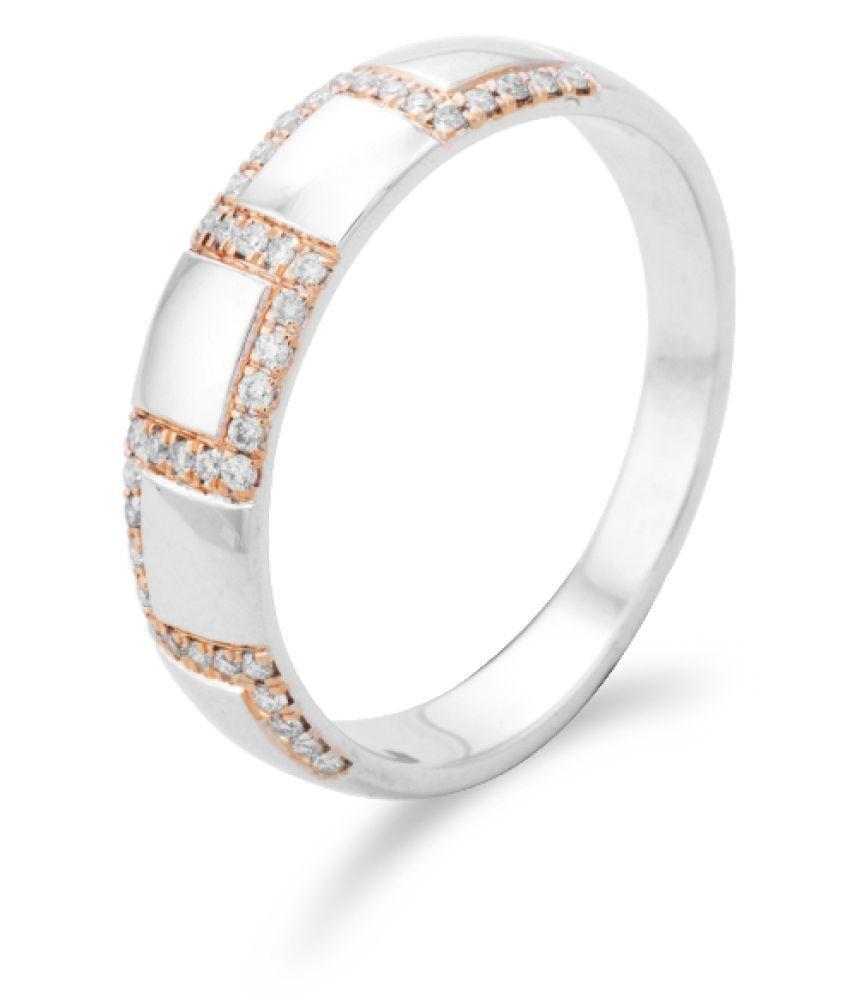 Bond Forever 18k Gold Band Ring