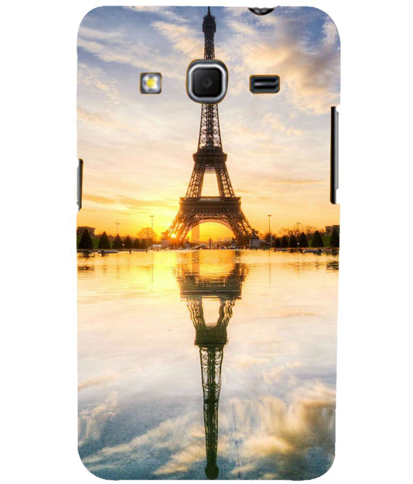 Samsung Galaxy Core Prime Printed Cover By Blue Throat