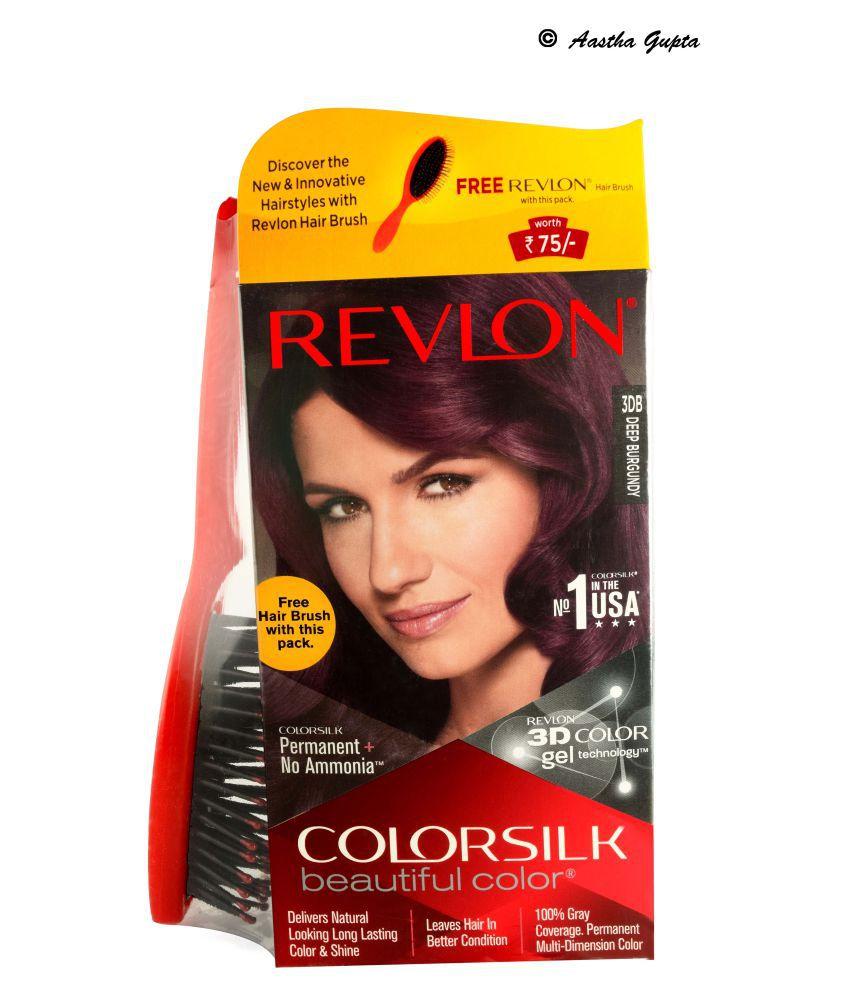High Beams Intense Temporary Sprayon Haircolor 40 Burgundy