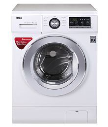 LG 8 Kg FH4G6TDNL22 Fully Automatic Fully Automatic Front Load Washing Machine