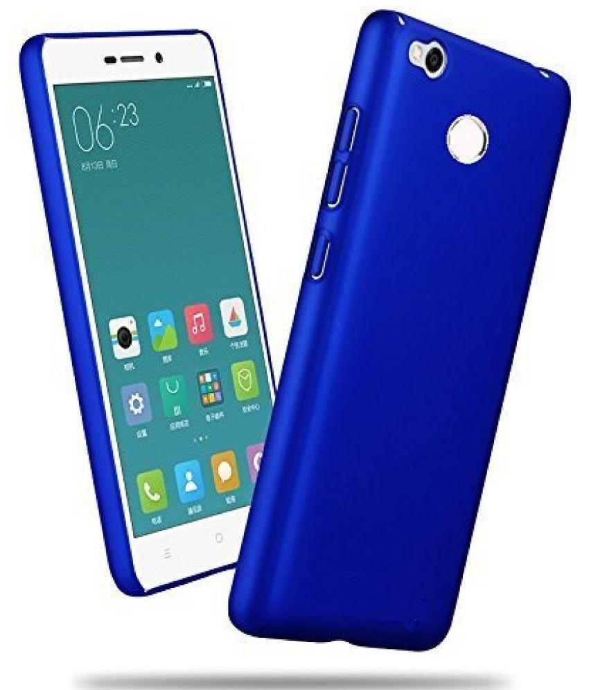meet ce10a ce440 Xiaomi Redmi 4 Prime Plain Cases 2Bro - Blue