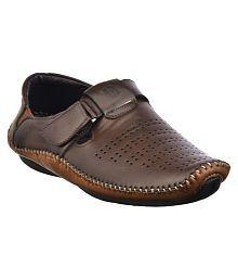 Look Style bvsl118-01 Brown Sandals