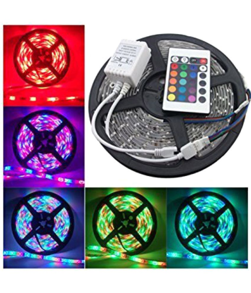 Care 4 15 multi led strip light 5 meter pack of 1 buy care 4 15 care 4 15 multi led strip light 5 meter pack of 1 aloadofball Image collections
