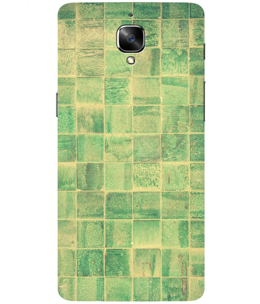 OnePlus 3 3D Back Covers By Aman