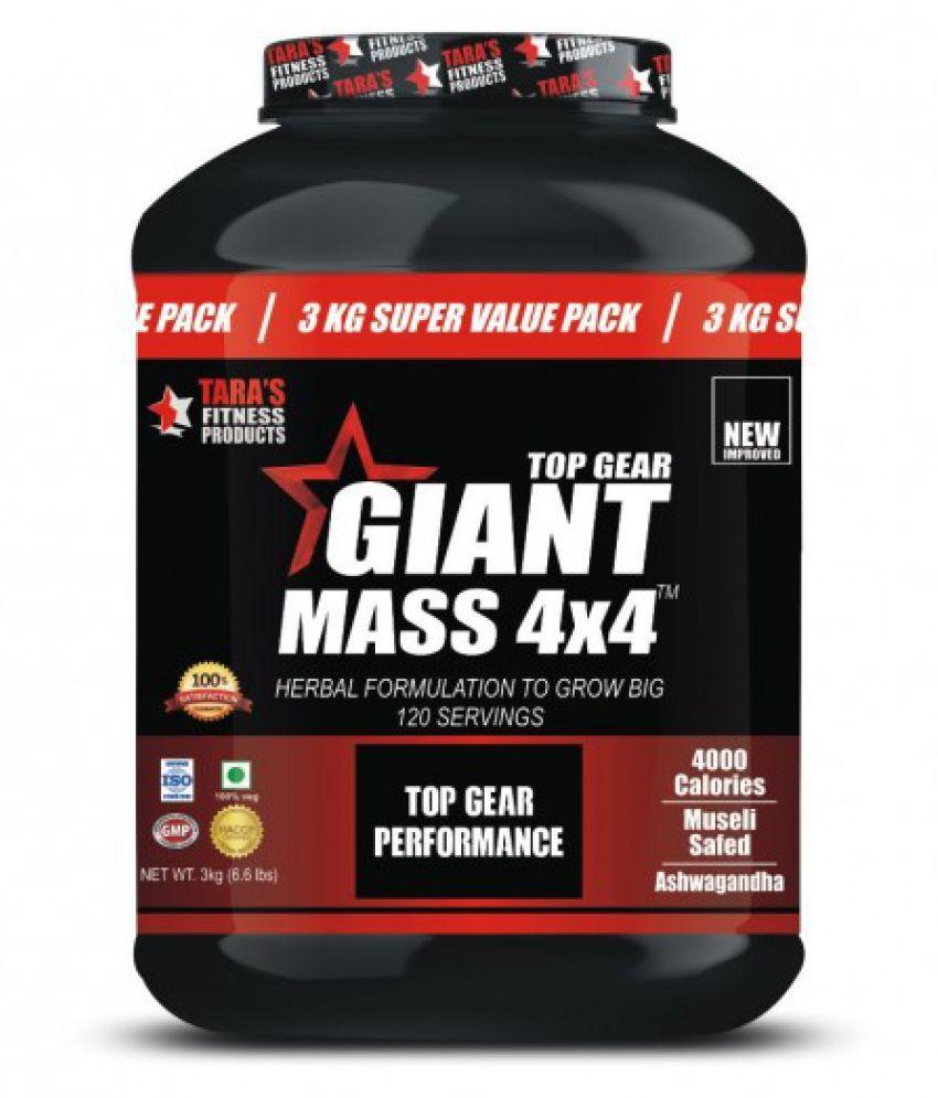 Tara Fitness Products Weight Gainer 3 kg Weight Gainer Powder