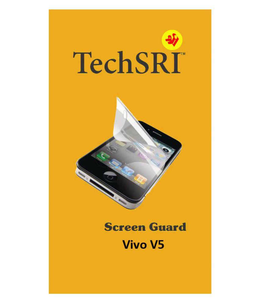 Vivo V5 Tempered Glass Screen Guard By Techsri