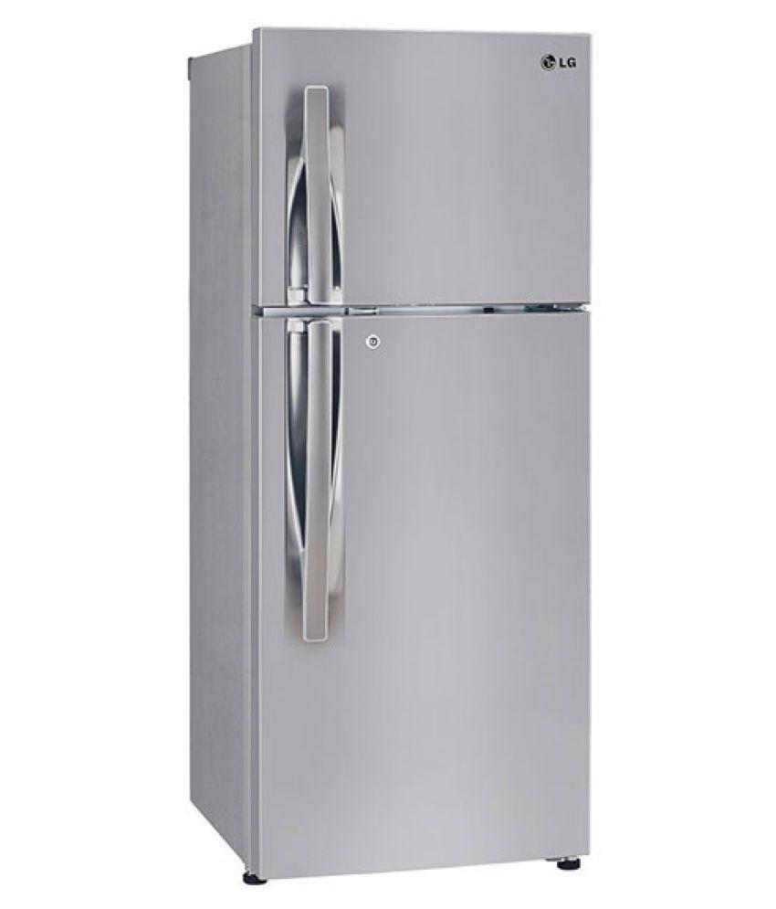 Lg 308 Ltr 3 Star Gl I322rpzy Double Door Refrigerator