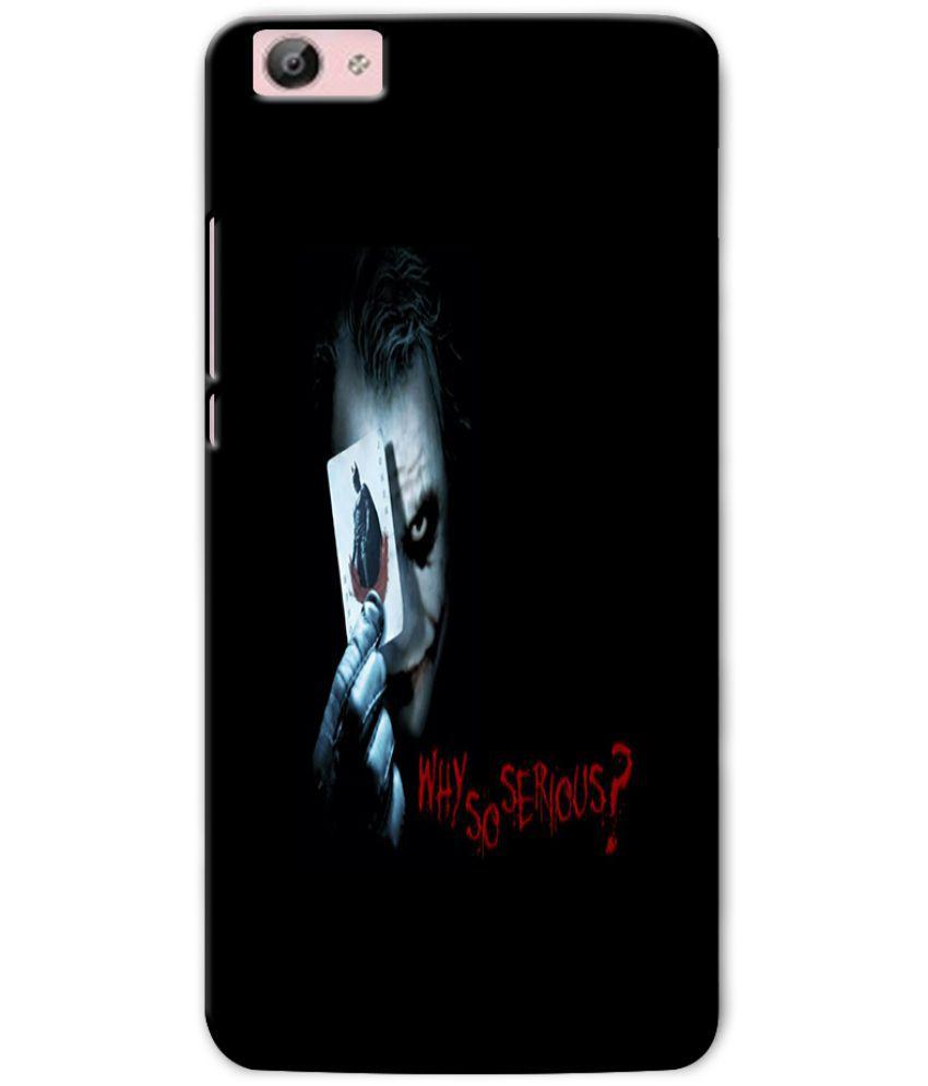 Vivo V5 Printed Cover By Case king