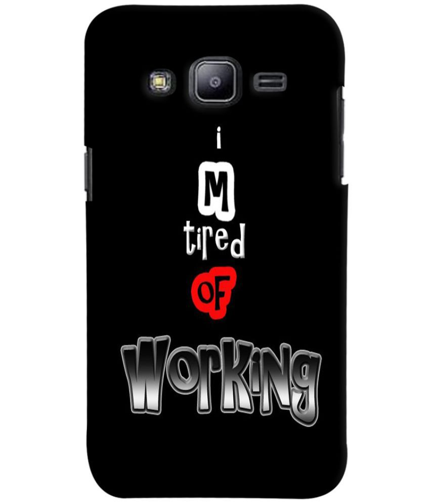 Samsung Galaxy J2 (2016) Printed Cover By Case king