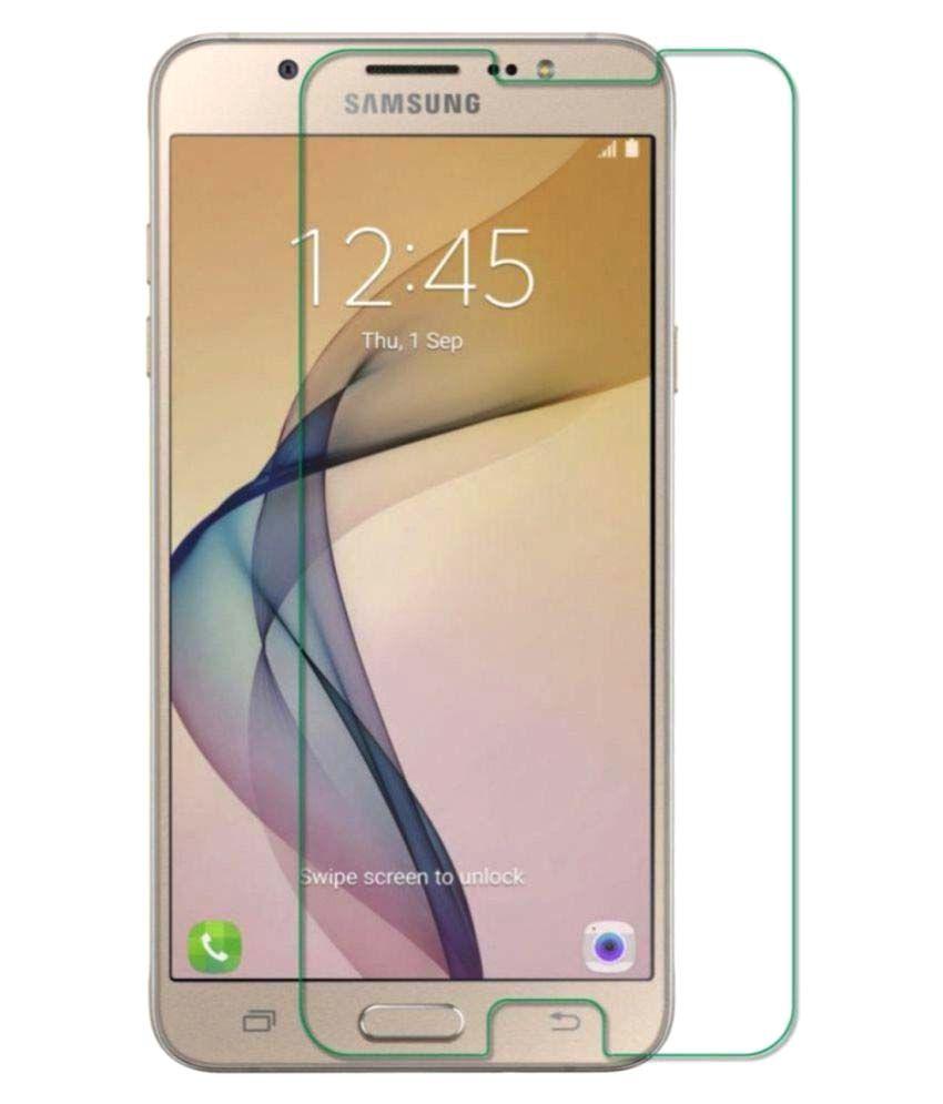 Samsung Galaxy J2 Ace Tempered Glass Screen Guard By jro infotech