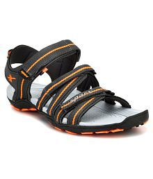 Sparx SS-461 Gray Floater Sandals