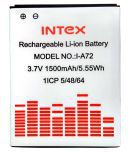 Micromax Canvas Viva A72 1500 mAh Battery by intex technologies india ltd