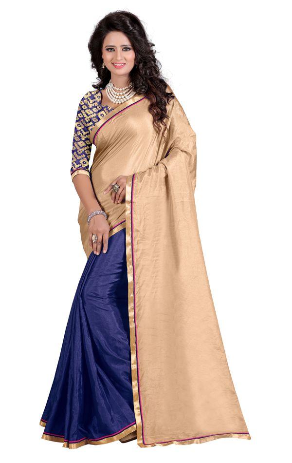 SHIVAM NX Multicoloured Raw Silk Saree