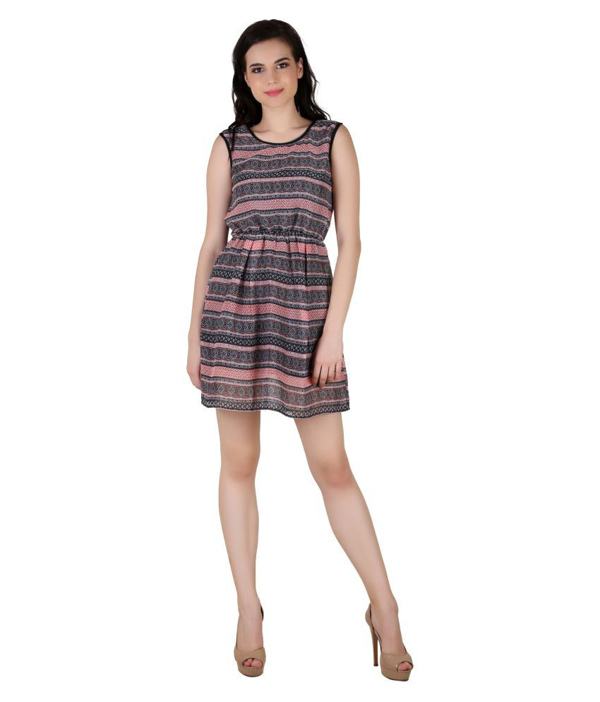Fashion meee life style Georgette Dresses