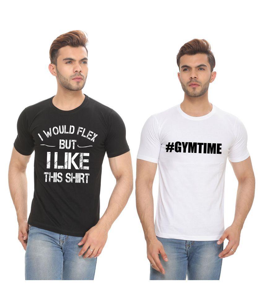 THE HEX Multi Round T-Shirt