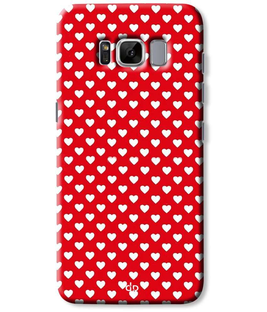Samsung Galaxy S8 Plus Printed Cover By Cell First