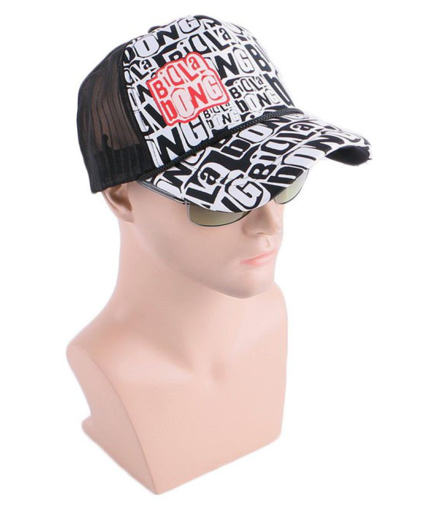 ef636046c8c ... Half Net Cap In Baseball Style Front Side Printed Billa Bong For Girls  And Boys Cap