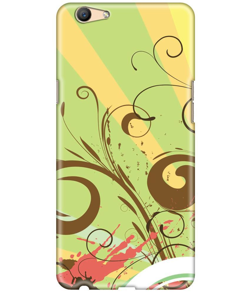 Oppo F3 Printed Cover By SWAGMYCASE