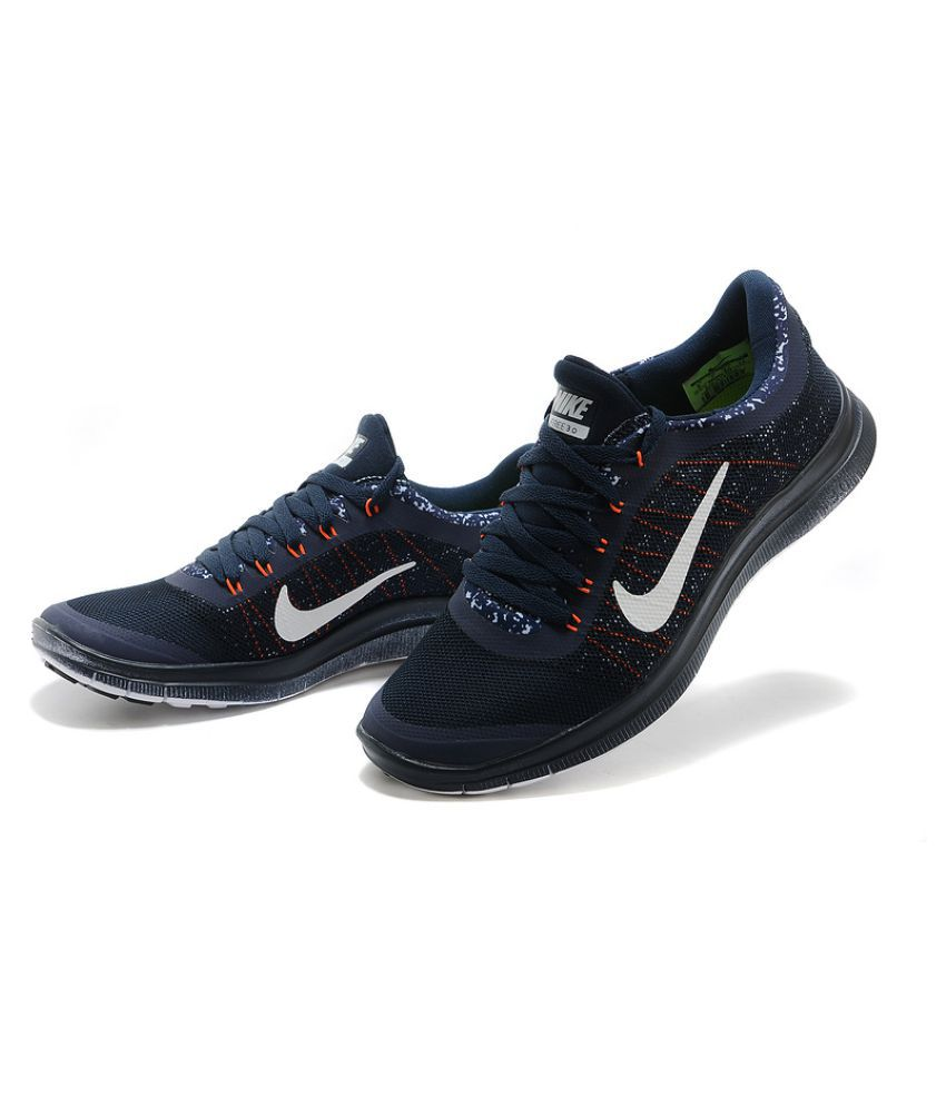 Nike Air FREE 3.0 NAVY Running Shoes available at SnapDeal for Rs.3344 84a7d307d