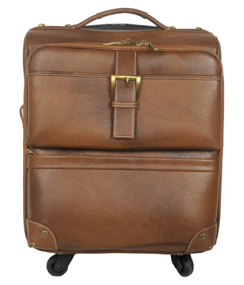 Bag Jack Tan S (Below 60cm) Cabin Hard A style icon Corvus Tony Perotti handcrafted Luggage