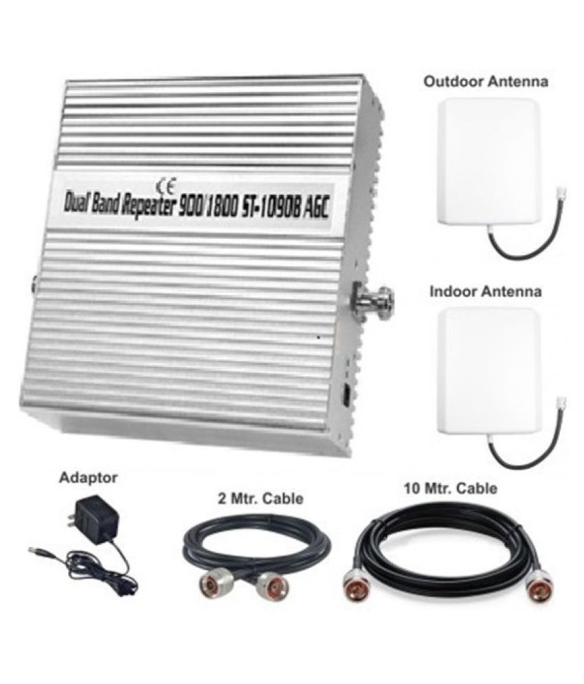 Lintratek ST-1090B 2G+4G Mobile Signal Booster 3200 4G