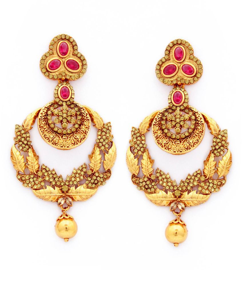 New traditional dangle and drop earring