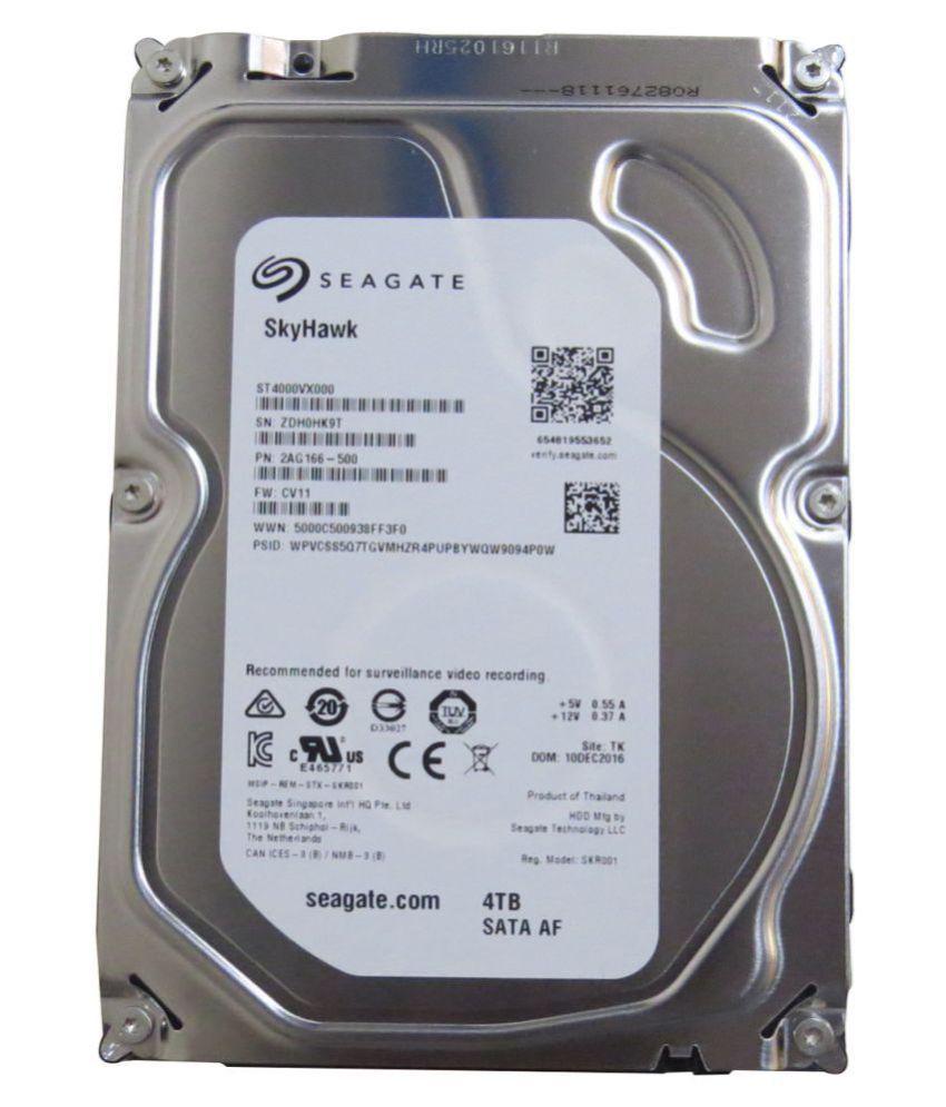 Seagate ST2000VX008 6 TB SSD Internal Hard drive
