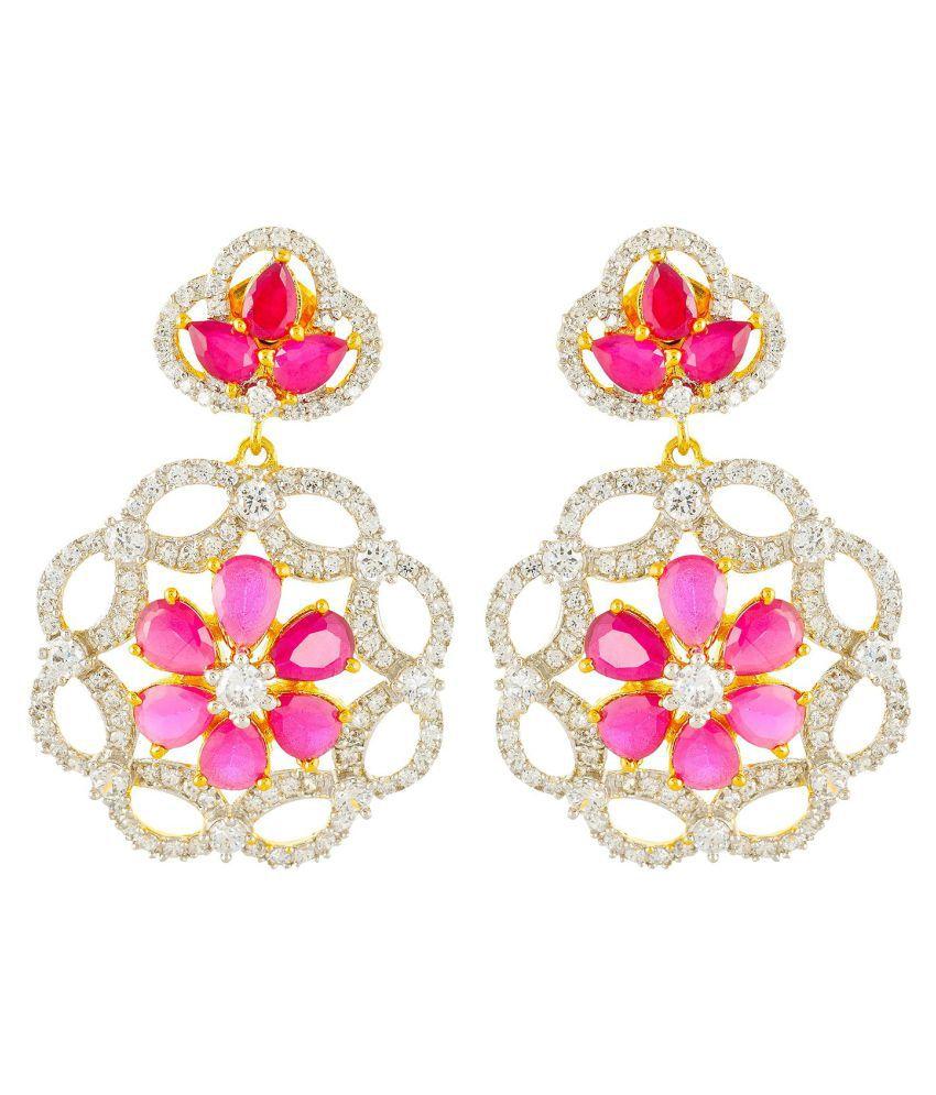 Fancy Designer Dangler Earring for Women and Girls