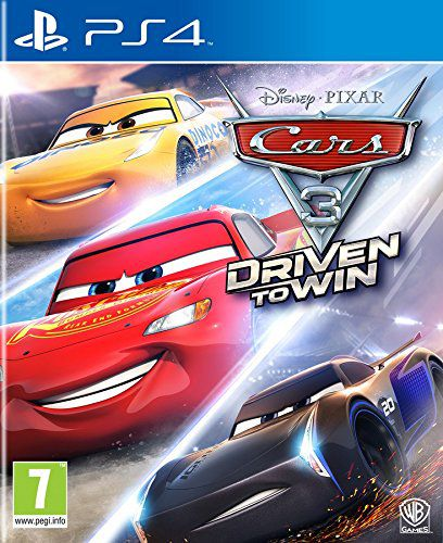 Cars 3: Driven to Win (PS4) ( PS4 )