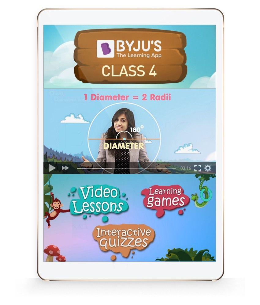 BYJU #039;S Class 4 Maths  amp; Science Preparation  SD Card  SD Card