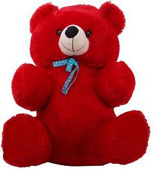 Quick View ToyHub 3 Feet Stuffed Spongy Huggable Cute Sitting Teddy Bear Birthday