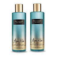 Victoria's Secret Body Wash Aqua Kiss Moisturizing Bath Kit