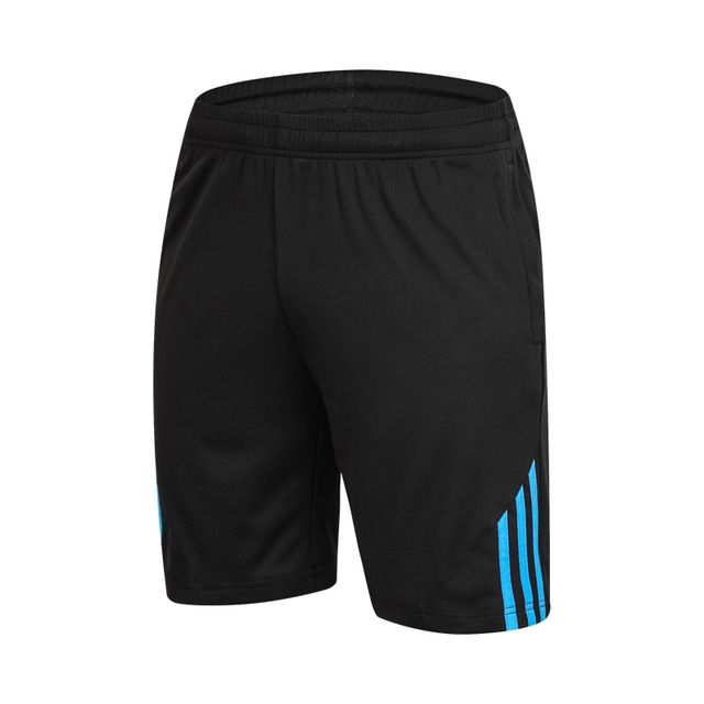 Joggers Park Pack Of 1 Men's Black Gym Fitness Shorts