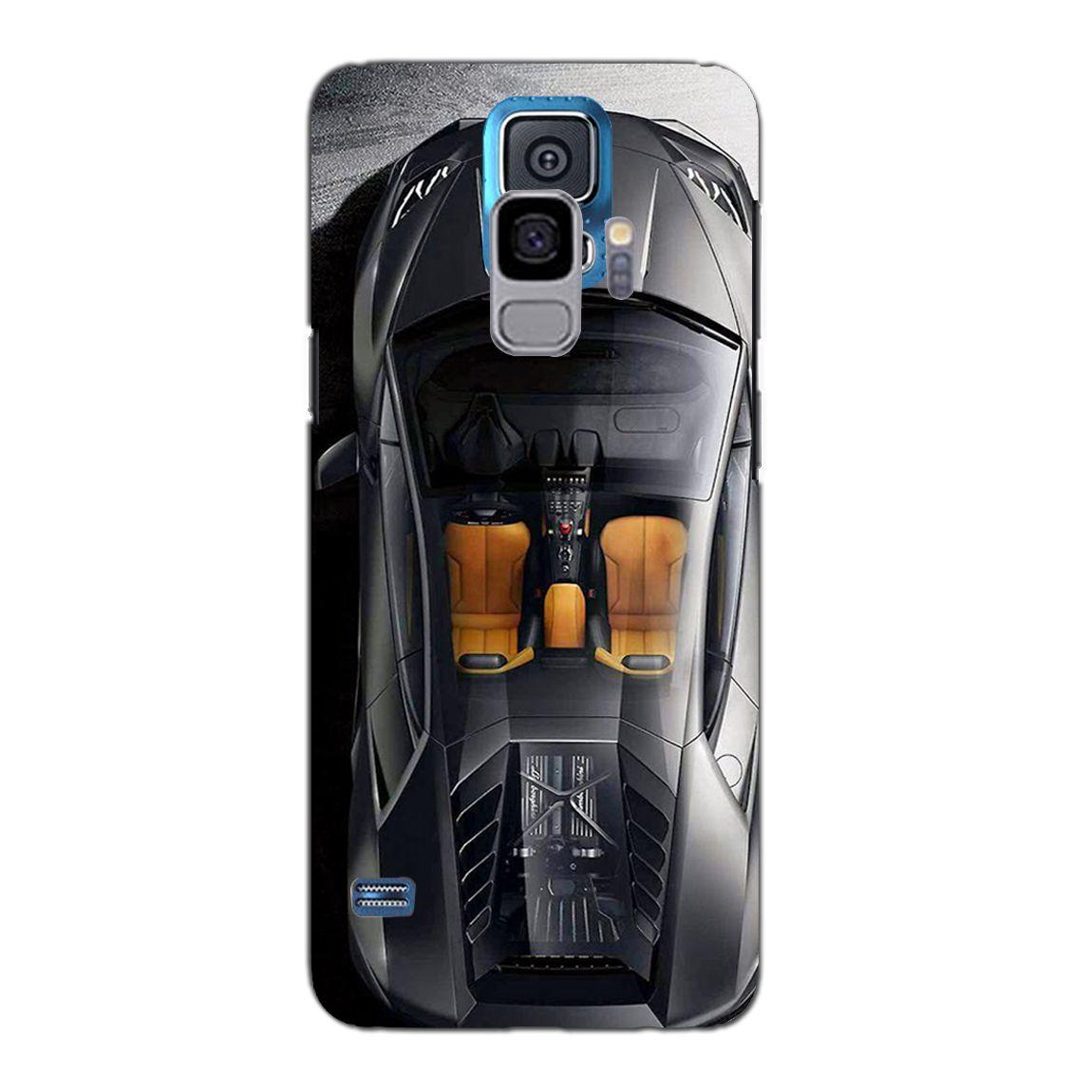 Samsung Galaxy S9 Printed Cover By PrintVisa