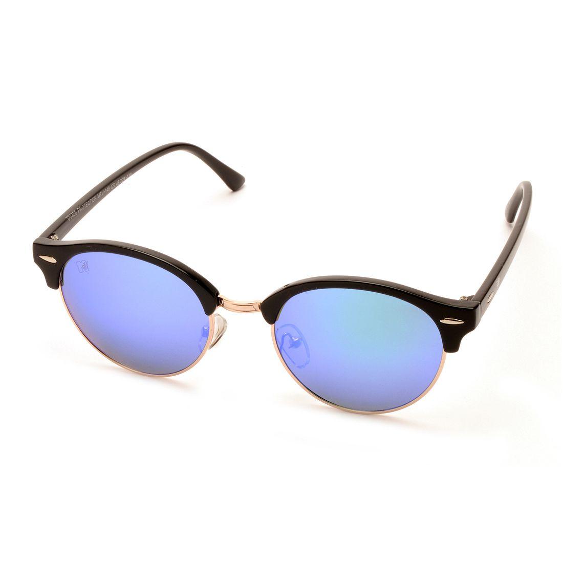 MTV Green Clubmaster Sunglasses ( MTV-148-C5 )