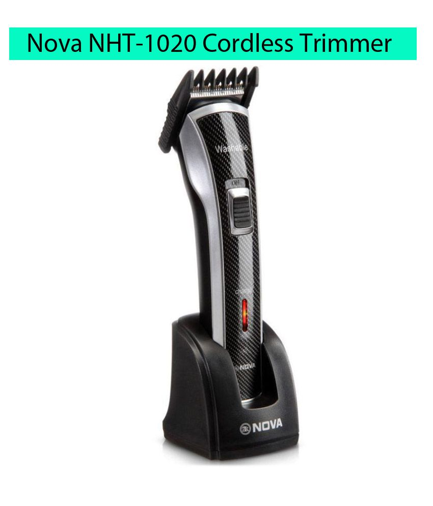 Nova NHT1020 Titanium Trimmer