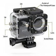 Lionix 12.1 MP Action Camera